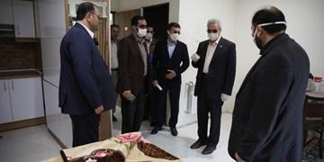 پیشبینی ۲۵ هزار تخت بازتوانی برای بیماران کرونا در خراسان رضوی