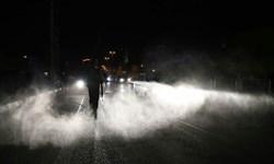 فیلم| خدمات شبانه گروههای جهادی در مقابله با کرونا