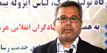 #هواتو دارم  توصیههای «منوچهر دانشمند» مدیرکل ستاد اجرایی فرمان امام(ره) هرمزگان در خصوص «کرونا»