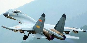 تایوان از رهگیری جنگندههای نیروی هوایی چین خبر داد