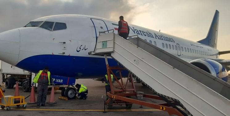 گلایههای پزشک اخراج شده از هواپیما