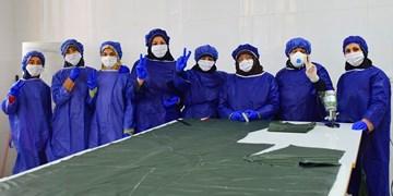 کارگاه دانش بنیان تولید لباس و دستکش