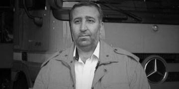 در اثر ابتلا به کرونا/ مدیرعامل سازمان آتشنشانی شهرداری تبریز درگذشت