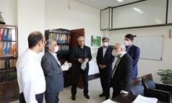 وزیر اقتصاد از خزانه کل کشور بازدید کرد
