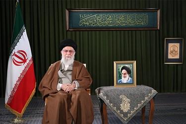 پیام رهبر معظم انقلاب اسلامی بهمناسبت آغاز سال ۱۳۹۹