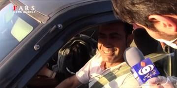 فیلم| توصیه مسافران نوروزی به مردم: شما سفر نروید تا زنجیره انتقال قطع شود!
