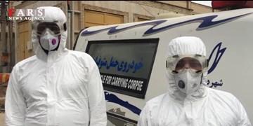 خبری از بدرقه در شهر مردگان نیست/مسافری که نرسیده بار آخرت بست+عکس