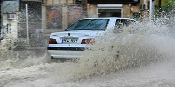 بارندگی 79 میلیمتری در شهرستان باشت/بارش 40 میلیمتر باران در یاسوج