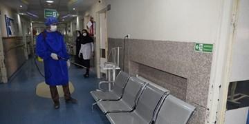 خبر خوب| خرید دستگاههای ضدعفونی و تبسنج توسط خیران طرقبه- شاندیز