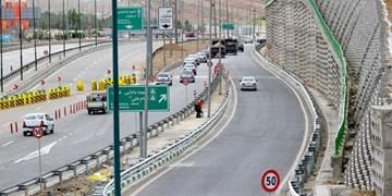 تردد بیش از ۱۰۶ هزار خودرو در جادههای خراسان شمالی