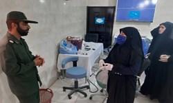 راهاندازی 2 کارگاه تولید ماسک به همت گروههای جهادی ریگان