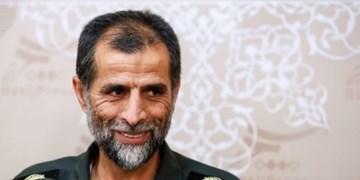 سردار حاج حسین اسدالهی به یاران شهیدش پیوست