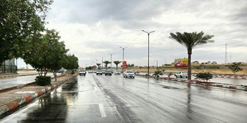 بارش های امسال ۵.۶ درصد کمتر از سال گذشته/باران و کاهش دما در شمال