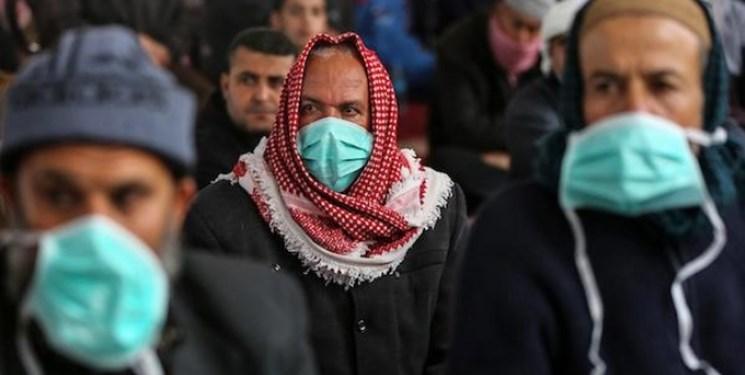 غزه،كرونا،مبتلايان،بهداشت،نفر