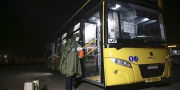 اتوبوسهای شرکت واحد طبق پروتکل ضد عفونی میشود