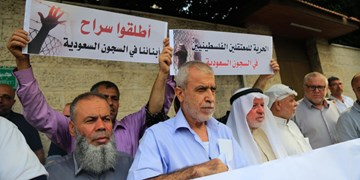 خانوادههای زندانیان فلسطینی: ریاض هر چه زودتر فرزندان ما را آزاد کند