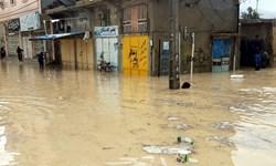 فیلم| روایت خبرنگار فارس از آخرین وضعیت سیل در «کنگان»