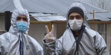 رتبه  17 آذربایجان شرقی از نظر تعداد مبتلایان کرونا در کشور/ تولید 220 هزار لیتر مواد ضدعفونیکننده در استان