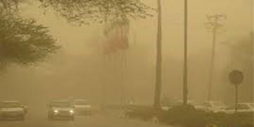 باد شدید و گردوخاک رخ در نواحی مرکزی و جنوبی سیستان و بلوچستان