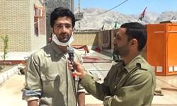 فیلم|  جهادگران در خدمت سیلزدگان
