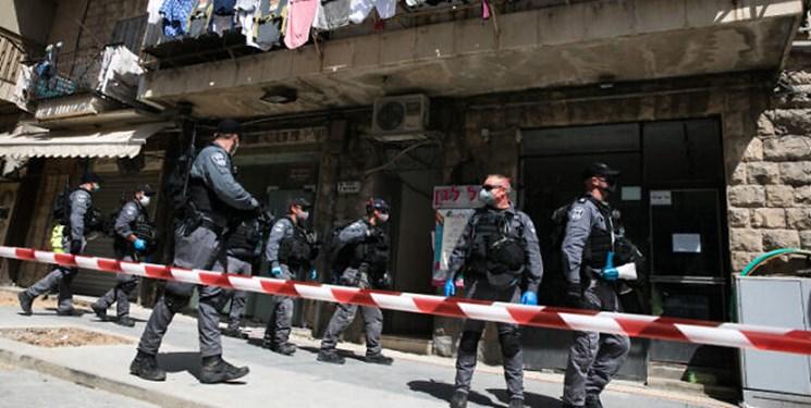 کرونا| رژیم صهیونیستی از ارتش برای اعمال قرنطینه استفاده میکند