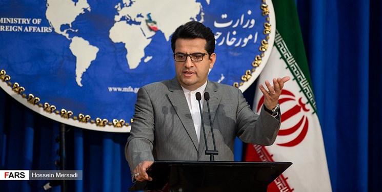 موسوی: برنامه ۲۵ ساله همکاری ایران و چین هیچ چیز ابهامآمیزی ندارد