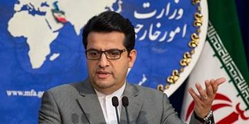 موسوی: مقامات فرانسه به دخالت در امور داخلی ایران خاتمه دهند