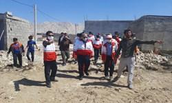 امدادرسانی هلالاحمر به 15 هزار نفر در  استانهای سیلزده