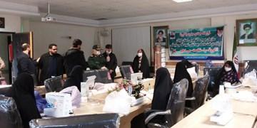 فعالیت ۳۰۰ کارگاه تولید ماسک و دستکش در گیلان