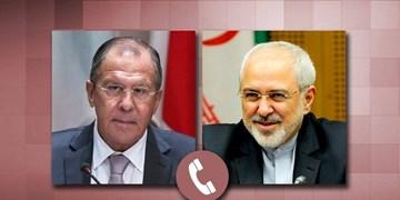 مسکو: لاوروف و ظریف درباره تنش قرهباغ گفتوگو کردند