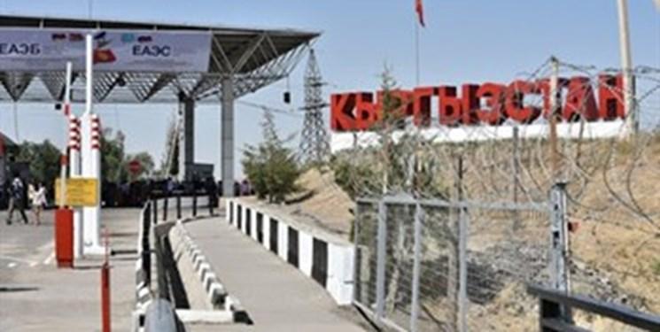 تاجیکستان مرزهای خود با قرقیزستان را بست