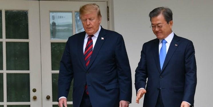 ترامپ از کره جنوبی برای مقابله با کرونا کمک خواست