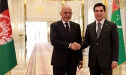 رئیس جمهور ترکمنستان عید نوروز و انتخاب مجدد «غنی» را تبریک گفت