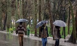 ادامه بارشها تا فردا در کشور / ورود سامانه بارشی جدید از 13 فروردین