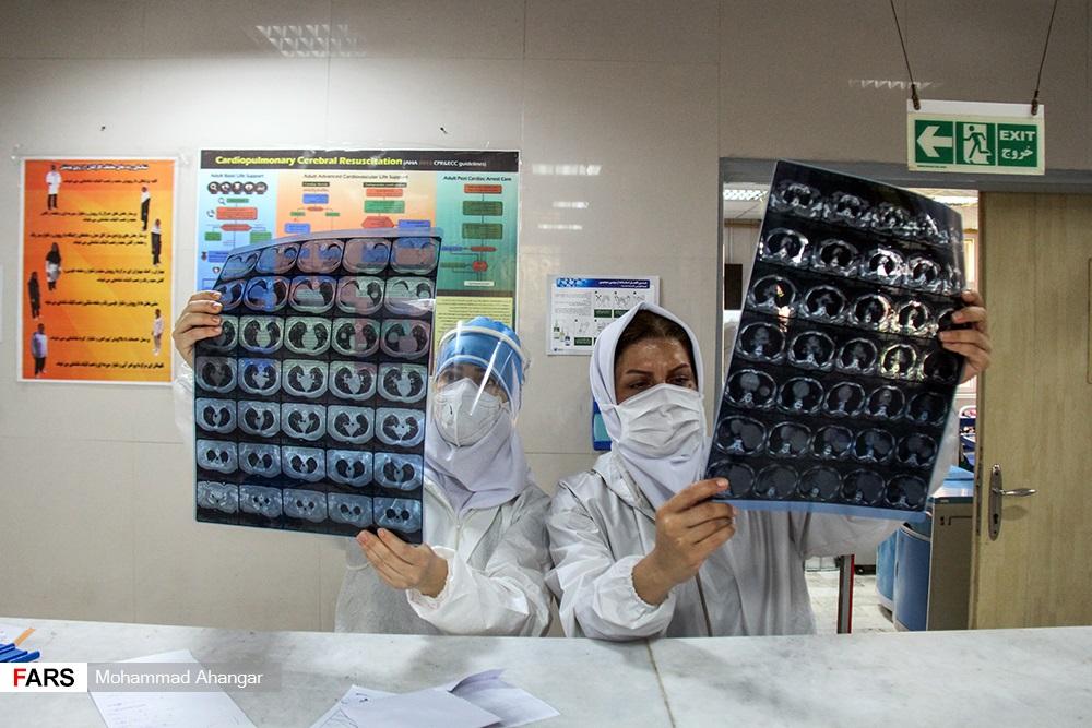 نوروز متفاوت پرستارها