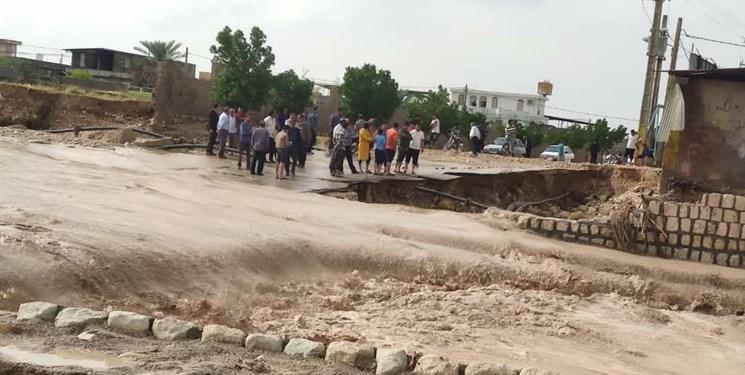 خسارت سیل فروردین ماه به کشاورزی در ۱۱ استان کشور