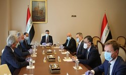 نشست مامور تشکیل کابینه عراق با سفرای کشورهای عضو دائم شورای امنیت