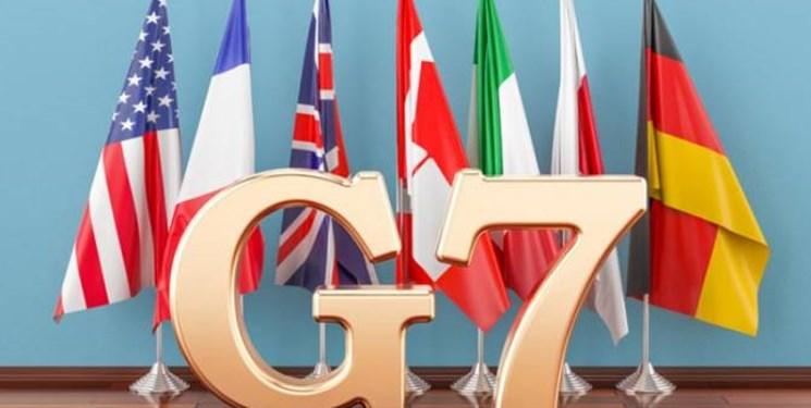 نشست وزرای خارجه گروه 7 بدون توافق بر سر بیانیه مشترک پایان یافت