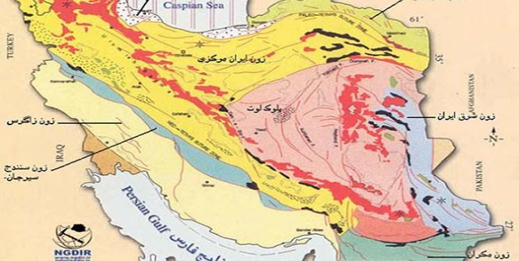 فارس من| استخراج و بهرهبرداری از ذخایر معدنی «کپه داغ» در حال انجام است