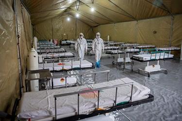 نقاهتگاه بیمارستان صحرایی شهید صدوقی نیروی زمینی سپاه