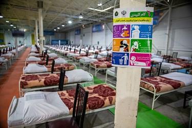 نقاهتگاه ۲۰۰۰ تختخوابی ارتش