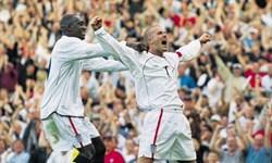 فیلم/گل دیدنی بکام مقابل یونان و راهیابی انگلیس به جام جهانی