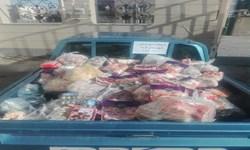 مراکز عرضه مواد پروتئینی قروه روزانه بازرسی میشود