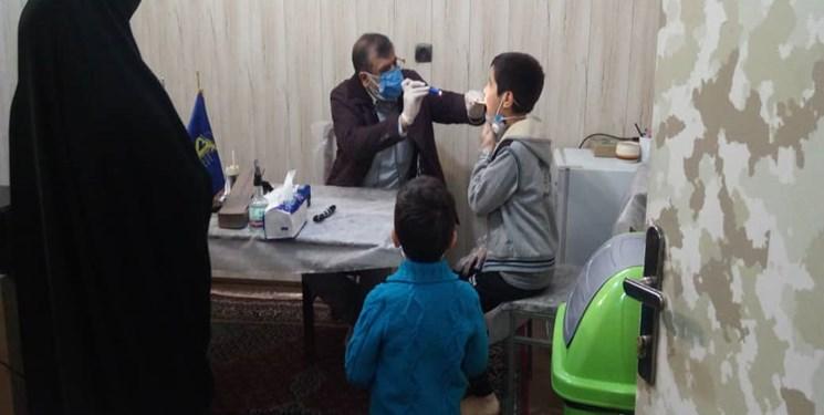 آغاز بکار گروه جهادی درمانی شهدا در مناطق محروم قم