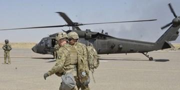 تروریستهای آمریکا پایگاه «کی وان» در کرکوک عراق را تخلیه کردند