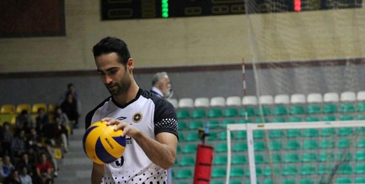 فلاح: ایران قطب والیبال آسیا است/امیدوار به حضور در تیم ملی هستم