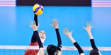 ملیپوش والیبال بانوان: مبالغ قرارداد والیبالیستهای زن بسیار کمتر از مردان است