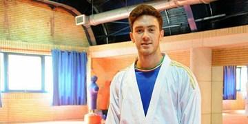 فیلم| قهرمان تیم ملی کاراته: با در خانه ماندن کرونا را شکست دهیم