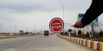 کاهش ۳۸ درصدی تردد در جادههای آذربایجان غربی