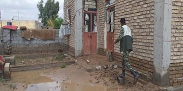 فیلم| گلایه روستانشینان سیلزده جازموریان از مسؤولان